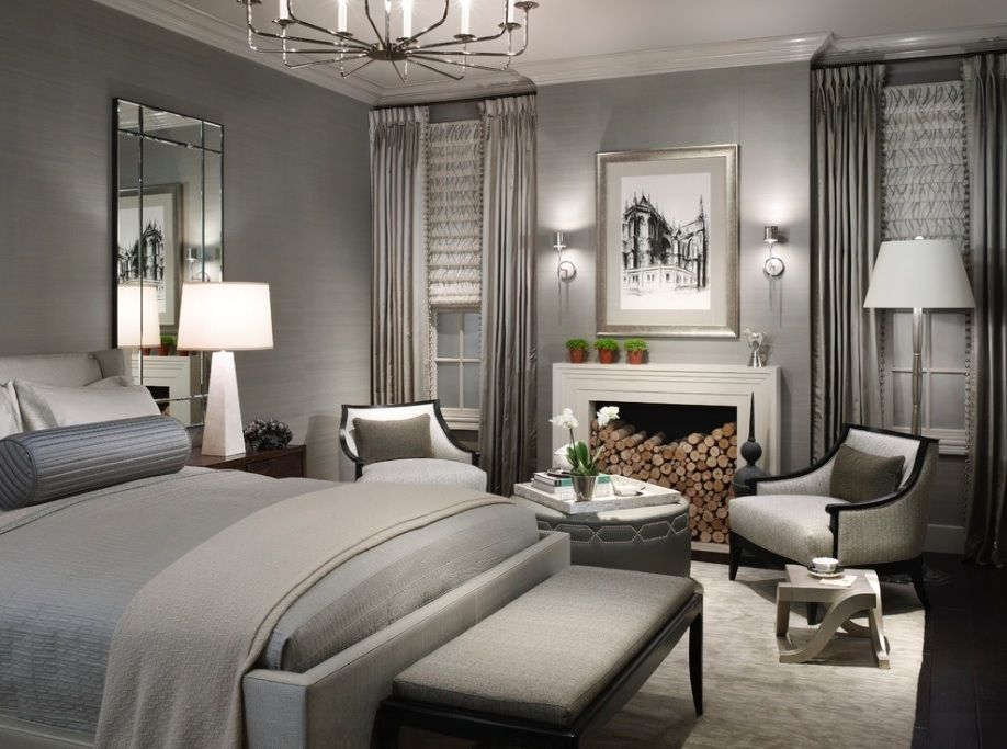 How to design a hotel style bedroom